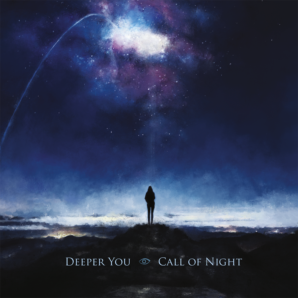 DEEPER YOU CALL OF NIGHT Cover